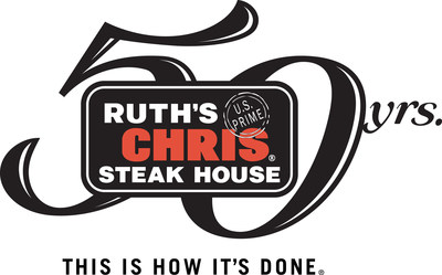 Ruth's Chris Steak House Celebrates 50th Anniversary