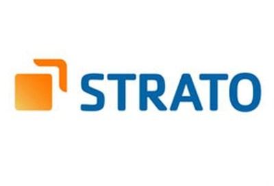 STRATO Logo (PRNewsFoto/STRATO AG) (PRNewsFoto/STRATO AG)