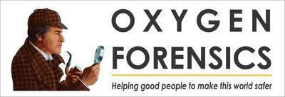 Oxygen Forensics Logo (PRNewsFoto/Oxygen Forensics)