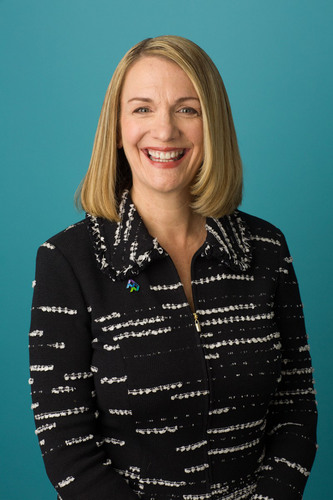 Julie Fletcher, Chief Talent Officer, AMN Healthcare. (PRNewsFoto/AMN Healthcare Services, Inc.) (PRNewsFoto/AMN HEALTHCARE SERVICES, INC.)