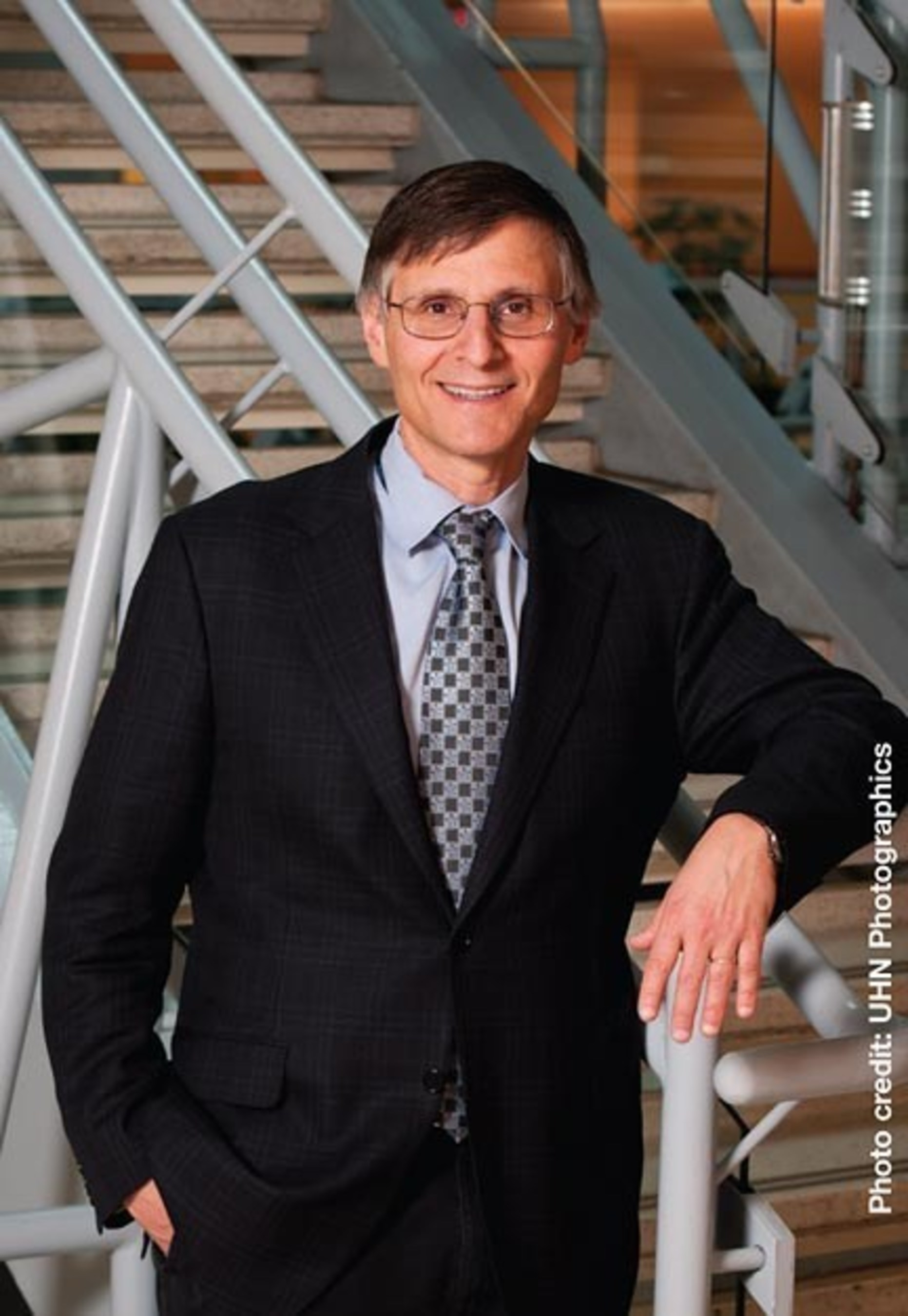 Benjamin G  Neel, Md, PhD, Named Director Of The Laura And