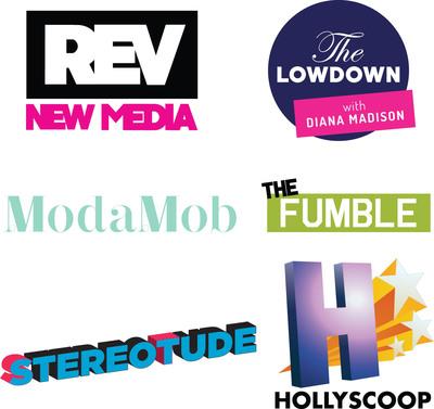 REV New Media Properties.