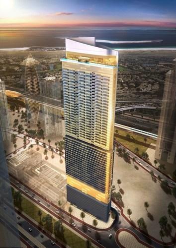 Paramount Tower Hotel & Residences, Dubai (PRNewsFoto/DAMAC Properties) (PRNewsFoto/DAMAC Properties)