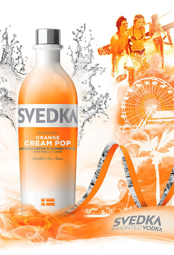 SVEDKA Vodka Charges Into Summer With Bold Campaign