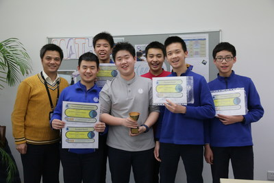 Beijing's Keystone Academy Makes Its Mark At North East Asian Math Competition