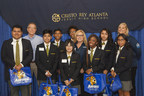Aaron's Hosts Corporate Work Program For Atlanta Cristo Rey Students