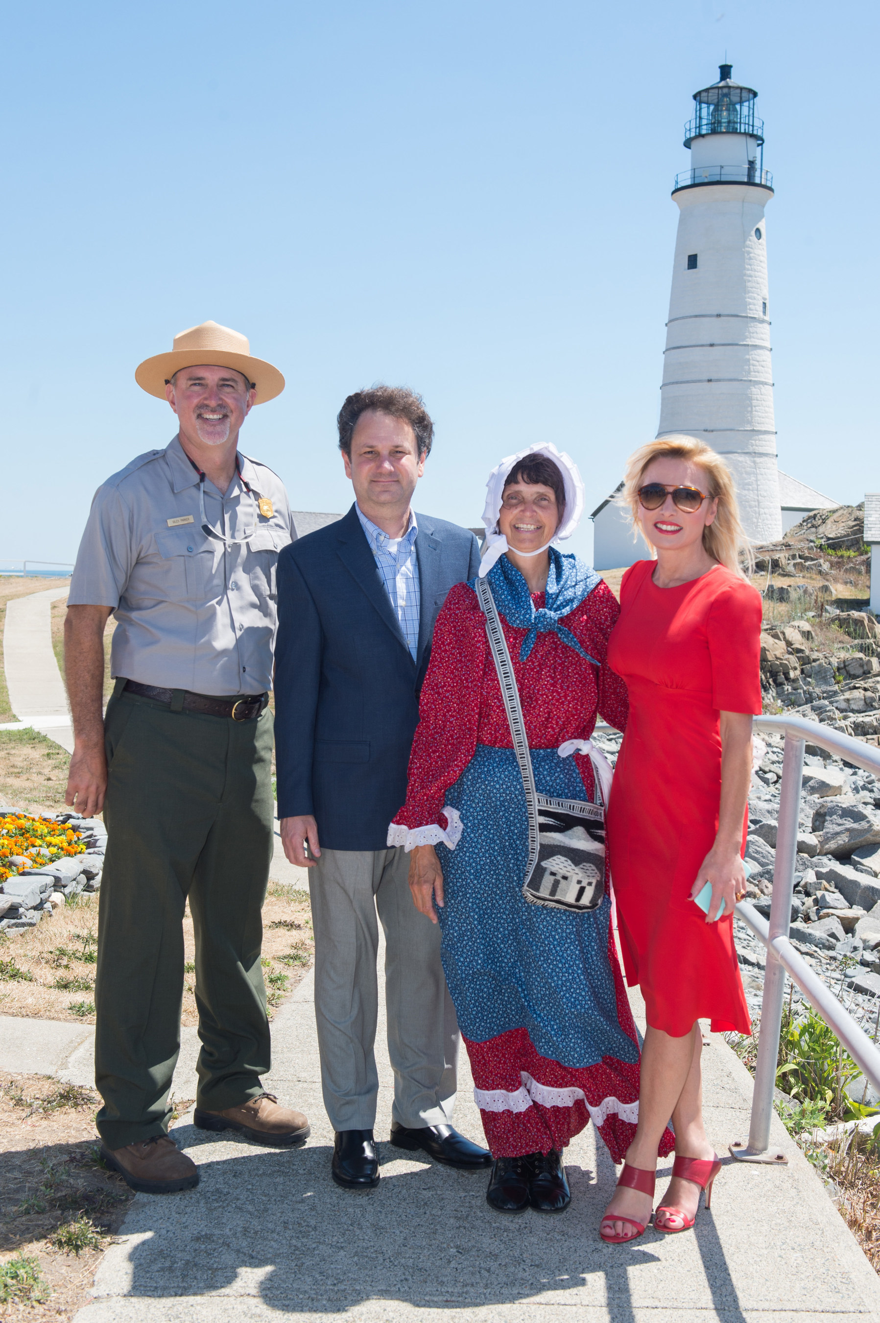Yesterday Lands' End announced supportive funding administered by the U.S. Lighthouse Society, in partnership with nonprofit Boston Harbor Now, the National Park Service and the U.S. Coast Guard, to address the condition and needed repairs of the Boston Light Boathouse. Celebrating the 300th anniversary of Boston Light this year, the Boathouse will receive funding to repair the outdated foundation to allow for the building to be reopened as a visitor center for the public.