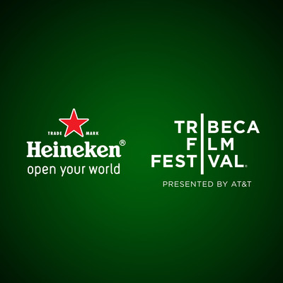 Heineken(R) Returns to Tribeca Film Festival(R) for the 6th Year.  (PRNewsFoto/Heineken)