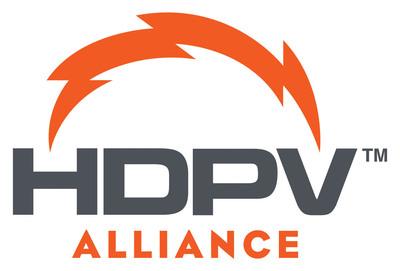 HDPV Alliance Logo. (PRNewsFoto/HDPV Alliance)