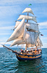Historic Tall Ships Coming to Skamania Lodge, A Destination Hotel, July 16 and 17. Photo by Bob Harbison.