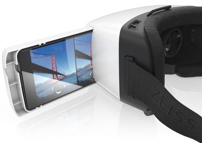 ZEISS VR ONE (PRNewsFoto/Carl Zeiss Vision GmbH)