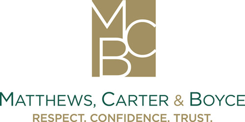Matthews, Carter & Boyce Principals Named Smart CPAs on Washington SmartCEO's 2011 List
