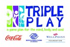 Boys & Girls Club Kids Around The Country Race To Log One Million Minutes Of Jumping, Leaping And Playing To Stay Fit This Summer With Triple Play (PRNewsFoto/Boys & Girls Club)
