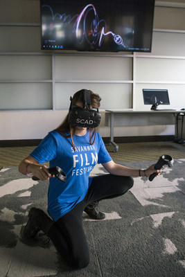 The Savannah College of Art and Design (SCAD) debuted the first virtual reality (VR) musical this week at the Savannah Film Festival. The short film was created entirely by SCAD students and is the first musical treatment produced for a VR experience.
