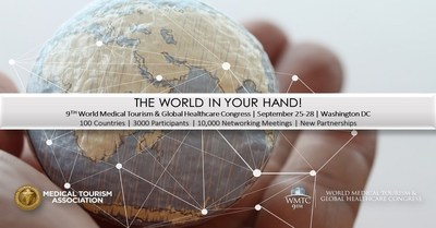 The 2016 World Medical Tourism & Global Healthcare Congress, Washington,D.C., September 25-28, 2016.