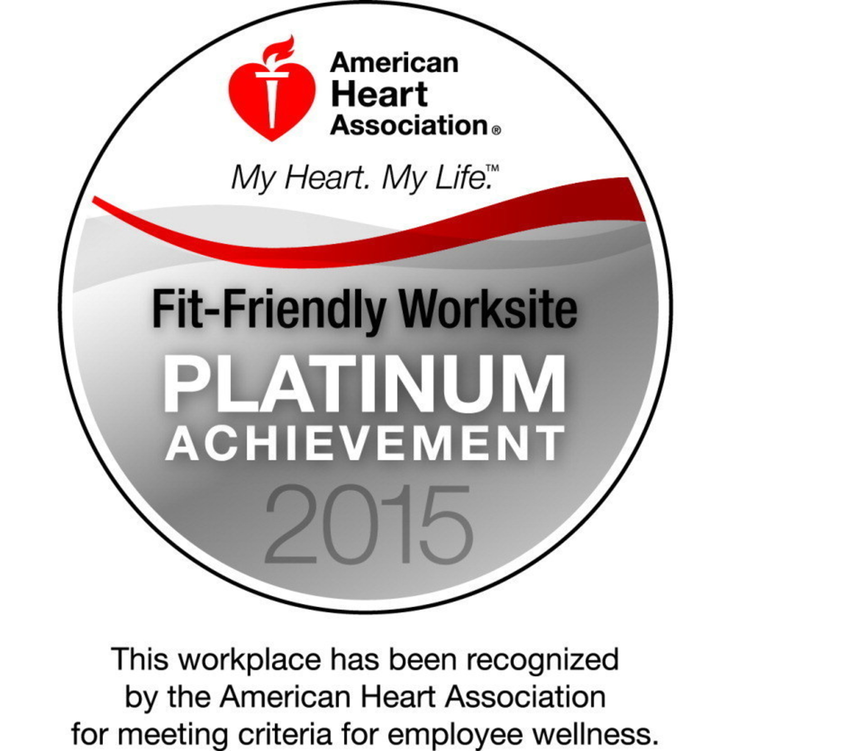 KeyBank Recognized As An American Heart Association Fit-Friendly Worksite