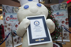 Pillsbury™ Sets Guinness World Records® Title For 'Most Cookies/Biscuits Iced in One Hour'