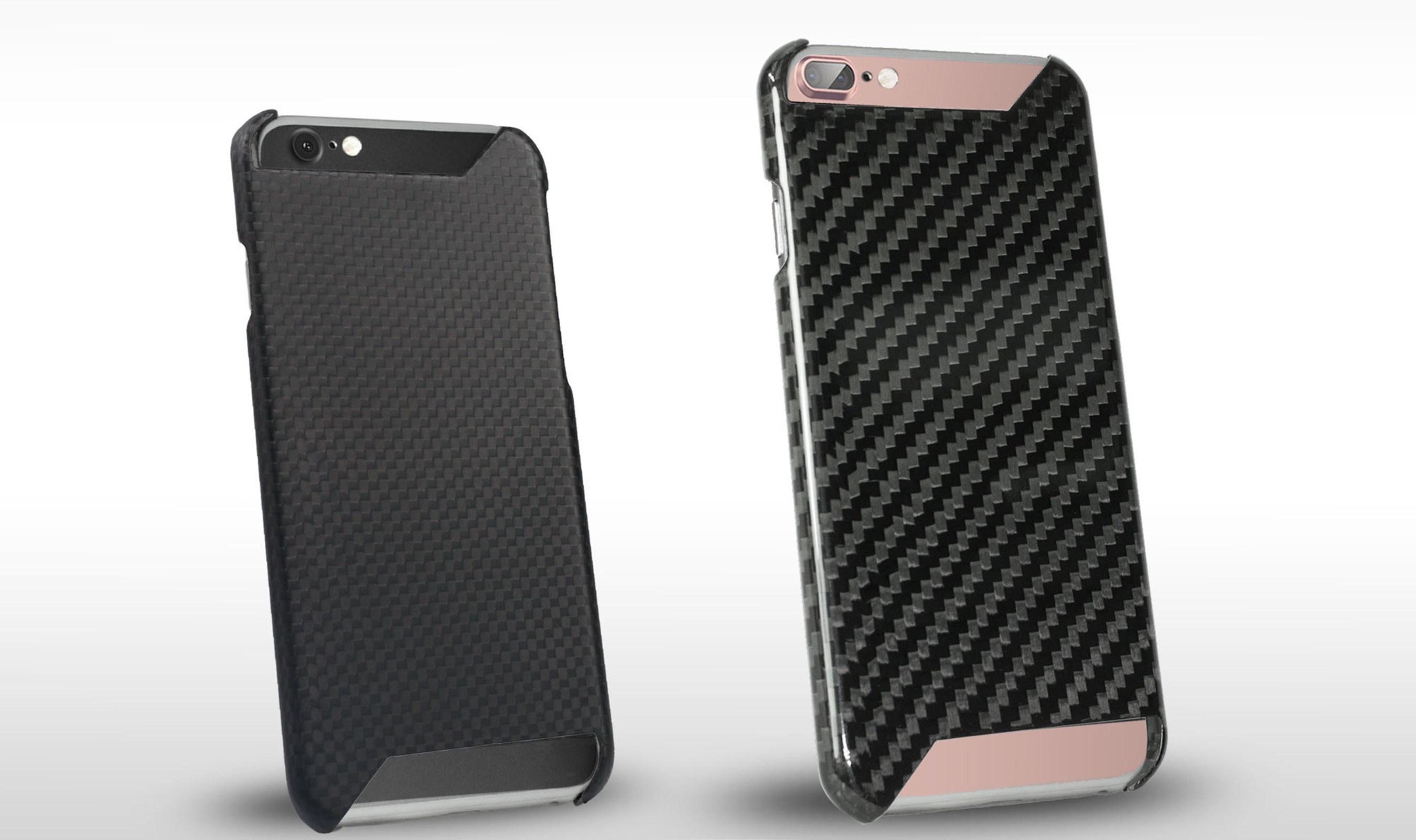 Carbon Trim Solutions Announces Carbon Fiber Cases for iPhone 7 & 7 Plus