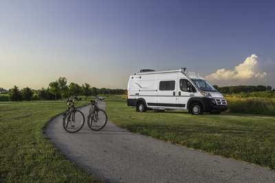Winnebago expands with new Class B Travato production to Lake Mills, Iowa.  (PRNewsFoto/Winnebago Industries, Inc.)