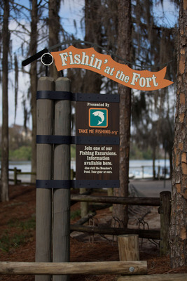 Take Me Fishing™ and Walt Disney World Resort offer fun and educational fishing and boating excursions.