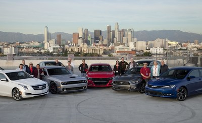 World Car Awards jurors test cars for the awards program that will be announced at the 2015 New York Auto Show next spring.