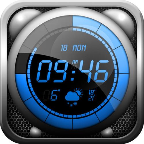 Wave Alarm - Motion Control Alarm Clock.  (PRNewsFoto/Augmented Minds, LLC)