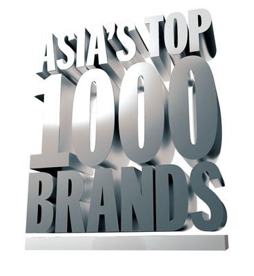 Celebrating 10 years of the region's definitive brand study.  (PRNewsFoto/Haymarket Media Asia)
