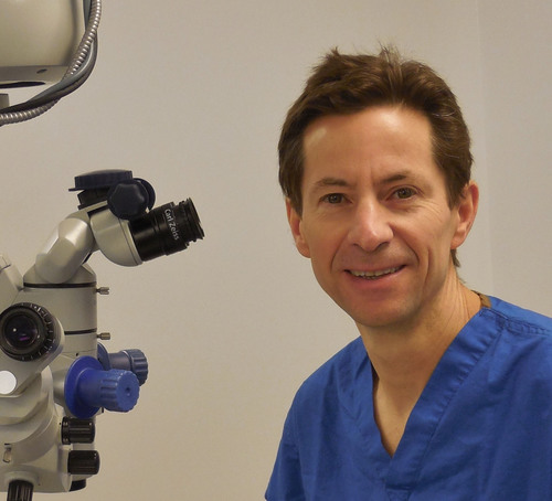 HARRY KOSTER, MD NAMED ONE OF AMERICA'S TOP OPHTHALMOLOGISTS.  (PRNewsFoto/NY Vision Group)