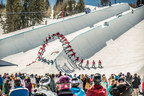 Red Bull Double Pipe will broadcast live from Aspen, Colo. on Red Bull TV at 11:30 a.m. PT, March 12.