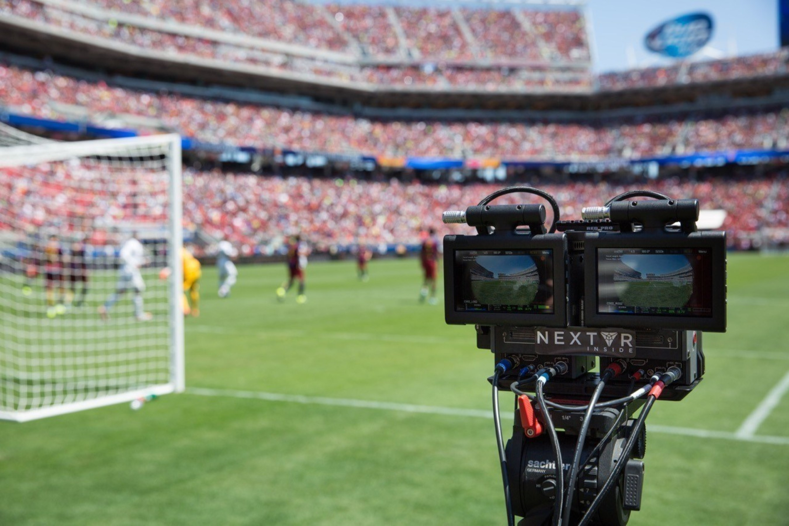 Live Virtual Reality Schedule for International Champions Cup Matches Released
