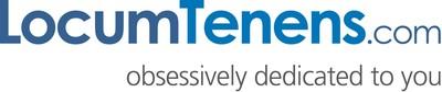 LocumTenens.com Logo. (PRNewsFoto/LocumTenens.com)