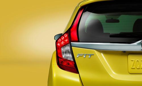 2015 Honda Fit. (PRNewsFoto/American Honda Motor Co., Inc.) (PRNewsFoto/AMERICAN HONDA MOTOR CO., INC.)