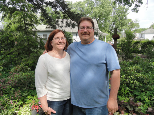 Peggy and Tony Laskowski from Mishawaka, Indiana, paid off more than $57,000 in credit card debt, with help ...