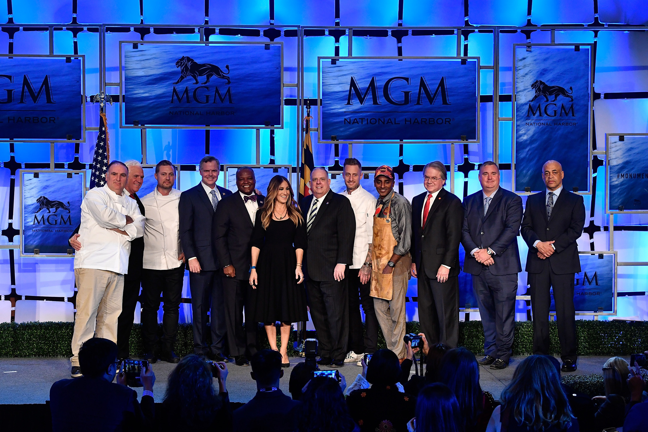 MGM National Harbor Sets Unforgettable Impression With
