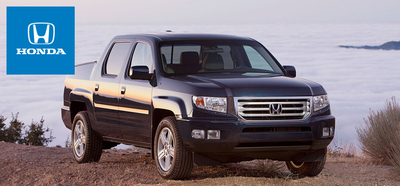 The 2014 Honda Ridgeline is one of the newest Honda offerings added to the extensive inventory at Benson Honda.  (PRNewsFoto/Benson Honda)