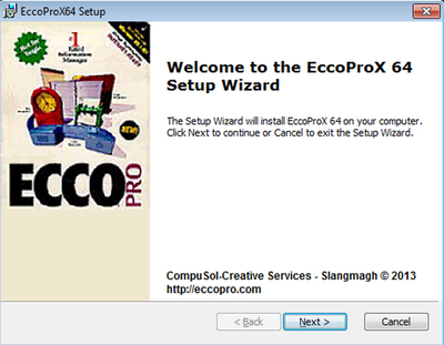 The new EccoProX Installer.  (PRNewsFoto/EccoPro)