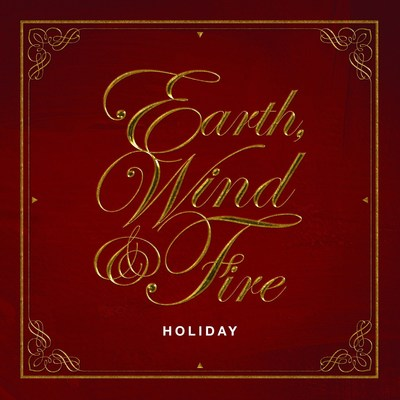 Legacy Recordings is proud to announce the release of Holiday, the first-ever holiday album from the legendary Earth, Wind & Fire on Tuesday, October 21. (PRNewsFoto/Legacy Recordings)
