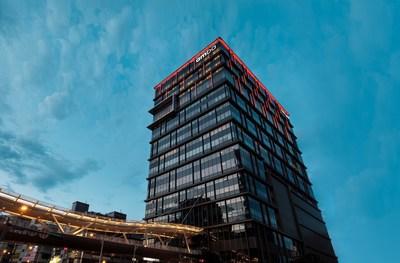 Taipei's hottest new hotel landmark, amba Taipei Songshan