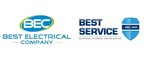 Best Service, formerly BEC Electric, celebrates their fourteenth year in business helping people live in greater safety and comfort.