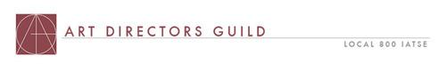 Art Directors Guild logo. (PRNewsFoto/Art Directors Guild) (PRNewsFoto/ART DIRECTORS GUILD)