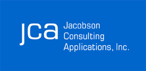Jacobson Consulting Applications, Inc. Logo.  (PRNewsFoto/Jacobson Consulting Applications, Inc.)