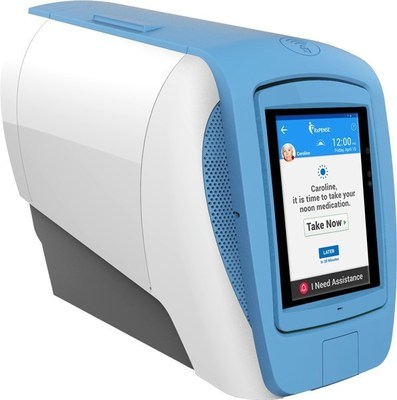 Advanced Medication Adherence Device For Seniors Launches