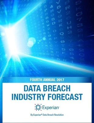 Experian Data Breach Resolution releases its fourth annual Data Breach Industry Forecast with five key predictions