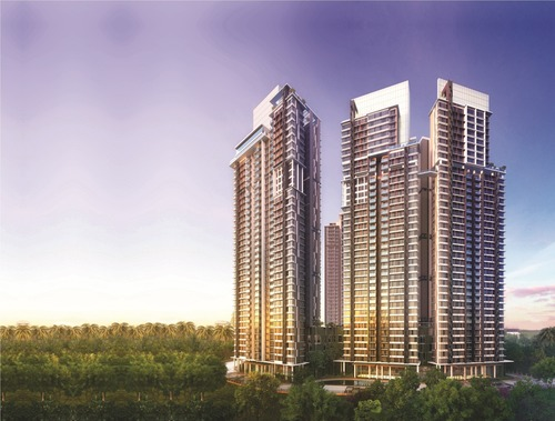 Project Central Park, an integrated township by Radius Developers and Deserve Builders, a city within a city in  ...