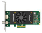 Magewell's Pro Capture AIO 4K Plus video capture card features HDMI and SDI interfaces with CPU-saving, high-quality, hardware-based 4K video processing.
