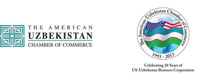 AUCC logo.  (PRNewsFoto/American-Uzbekistan Chamber of Commerce (AUCC))