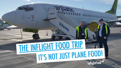 New Documentary From Inflight Food Expert and Columnist Nik Loukas to Reveal Why 'It's Not Just