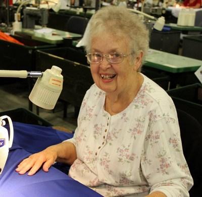 Diane Honey, 86 years old