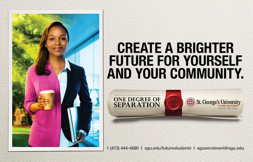 St. George's University and The Halo Group Unveil Powerful Ad Campaign to Spearhead Higher Education ...