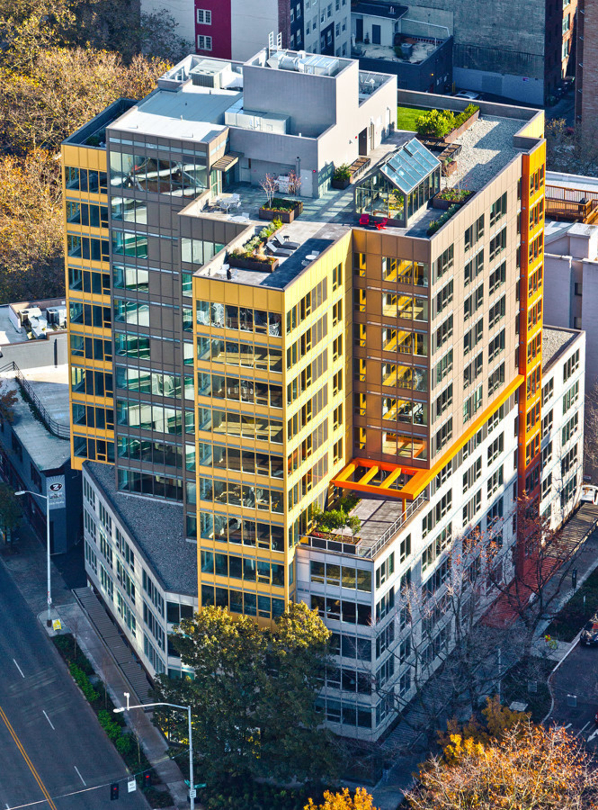 Columbia Pacific Advisors, LLC Completes Sale Of 'Verve' Multi-Family Asset In Downtown Seattle